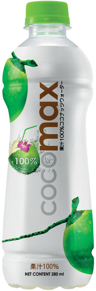 リードオフジャパン『ocomax(ココマックス)果汁100%ココナッツウォーター』