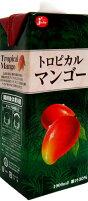 ジューシートロピカルマンゴー1000ml紙パック