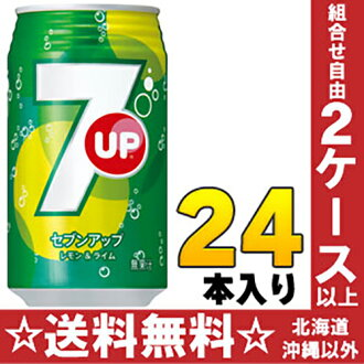 24 canned 350 g of Suntory Seven-Up Motoiri []