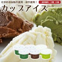 中洞牧場アイスミルクギフト【6個セット】