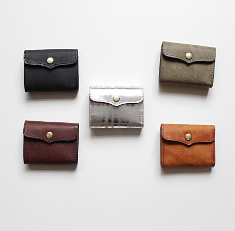 saranam(サラナン)三ツ折サイフ 財布