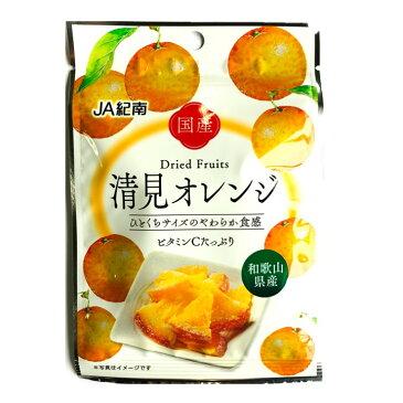 和歌山県JA紀南 ドライフルーツ清見オレンジ 1袋20g