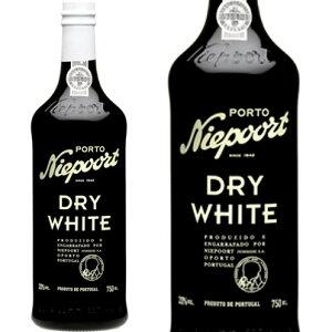 ニーポート ドライ ホワイト ポート 750ml ポートワイン ポルトガル やや辛口 食前酒 フォーティファイドワイン辛口 正規品