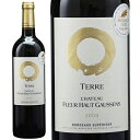 【母の日フィルムラッピング無料】[2009] テール シャトー フルール オー ゴーサン 750ml フランス ボルドー 赤ワイン フルボディ