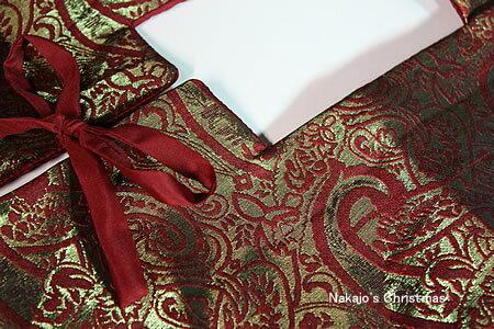 Nakajo'sChristmas『スクエアグレースツリースカート』