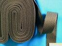 アクリルテープ濃グレー(2.5cm幅 10m巻)