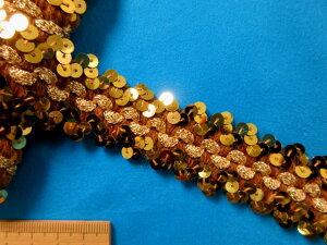 ストレッチスパンコールブレード(3cm幅 3m巻)金