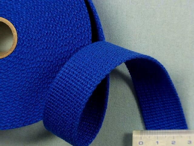 アクリルバンド(2.5cm)ブルー