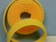 フリーマジックテープ(A・B面共通タイプ) 黄