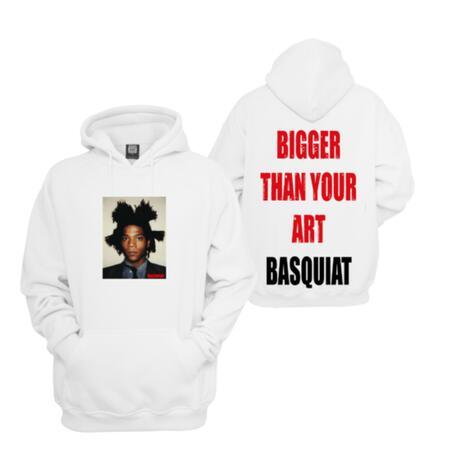 BBP Basquiat Bigger than your Art Hoodie