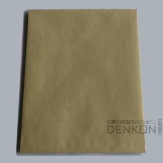 角2封筒保存袋クラフト120100枚マチ紐(ひも)付きタイプです