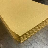 ハートクラフト封筒角2テープスチッククラフト85g/m2ヨコ貼枠なし1000枚ka4204