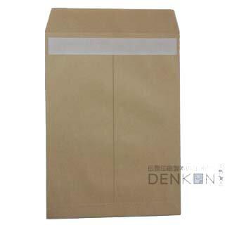 角4封筒口糊付き封筒クラフト85500枚