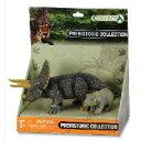 collecta (コレクタ) 恐竜 ダイナソー トリケラトプス&ベビー フィギュア おもちゃ