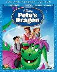 ピートとドラゴン: 35th Anniversary Edition BD+DVD combo (128分収録 北米版) Blu-ray ブルーレイ【輸入品】