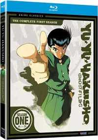 幽遊白書 1 BD (1-28話 620分収録 北米版) Blu-ray ブルーレイ【輸入品】