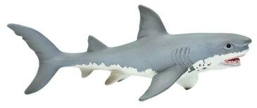 TST safari (サファリ) ホホジロザメ 鮫 サメ フィギュア おもちゃ 275029