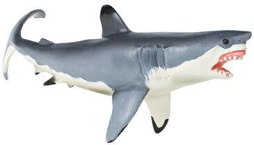TST safari (サファリ) MB ホホジロザメ 鮫 サメ フィギュア おもちゃ 211202