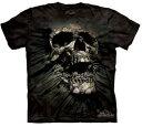 The Mountain Tシャツ Breakthrough Skull (Breakthrough スカル メンズ 男性用 男女兼用) S-L【輸入品】半袖