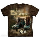 The Mountain Tシャツ Mountain Life Reboot Outdoor (Mountain Life メンズ 男性用 男女兼用) S-L【輸入品】半袖