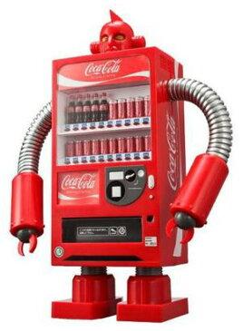 コカ・コーラ ベンディングマシンロボ レッド