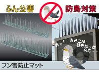 屋根の鳥避け