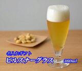 名入れ ビアグラス (ピルスナー)【送料無料】ビール グラス ジョッキ プレゼント ギフト 誕生日 記念日 贈り物 お祝い 結婚祝い 母の日 父の日 記念品 お中元 還暦祝い お歳暮