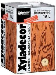 大阪ガスケミカル 木部保護塗料 キシラデコール 16L #120 やすらぎ