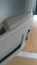 N-BOX用ドアアームレストパッドフロント左右セット