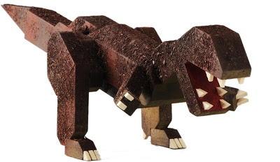 ※1個までゆうパケット送料300円※ 『恐竜 と ドラゴン 【 加賀谷木材 】 自由工作 木工 工作キット』
