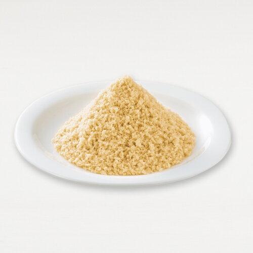 小皿に盛られた薄茶色の梅塩