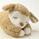 【超特価】ひつじのメイプル おやすみシフォン抱き枕 ロップくん(ベージュ) 肌触りふわふわもこ...