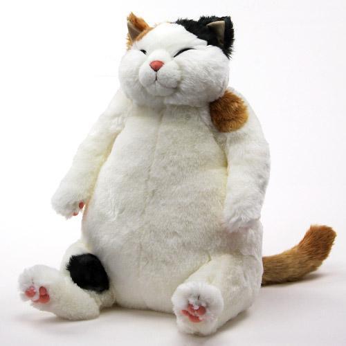 Cuddly(カドリー)マリア(Maria)洋風の三毛猫を表現しました!♪『Cuddly(カドリー)は抱きしめたいほどに可愛い』画像