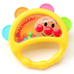 それいけ!アンパンマン ベビータンバリン振っても叩いても遊べるアンパンマンベビートイ!♪《お買い物合計金額6,800円で送料無料!》