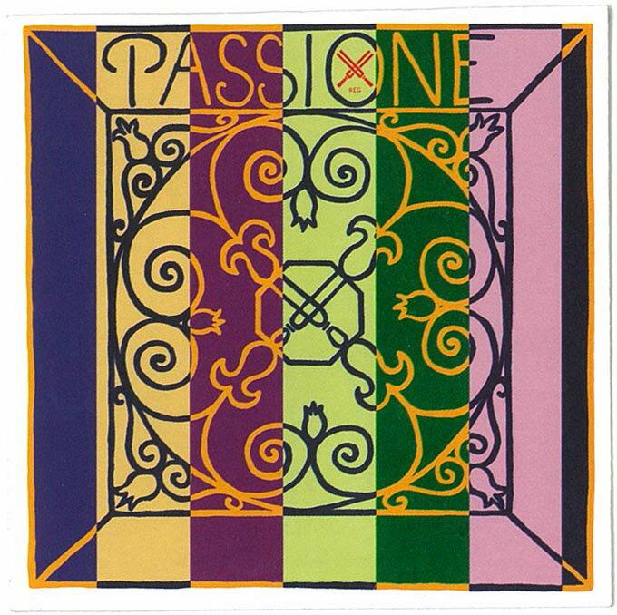 バイオリン用アクセサリー・パーツ, 弦  14 PIRASTRO Paasione OK