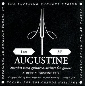 オーガスチン(AUGUSTINE)クラシックギター弦青(BLUE)1〜6弦セット