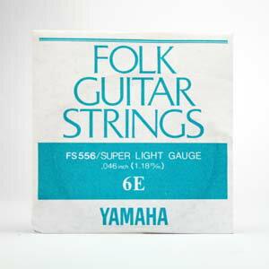 ヤマハフォークギター弦(バラ)スーパーライトゲージ6E