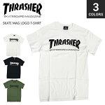 THRASHER(スラッシャー)SKATEMAGLOGOT-SHIRTTシャツ半袖Teeマグロゴ【あす楽対応】【05P06Aug16】【RCP】