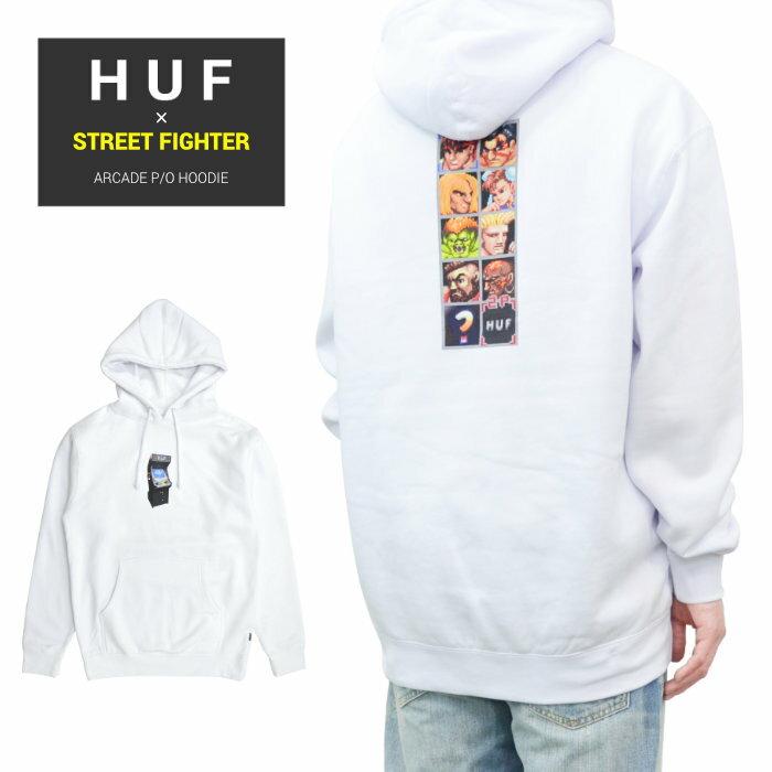 トップス, パーカー  HUF STREET FIGHTER ( ) ARCADE PO HOODIE S-XL PF00410 RCP