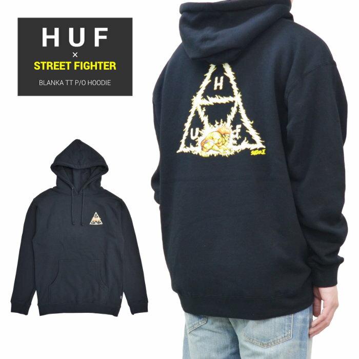 トップス, パーカー  HUF STREET FIGHTER ( ) BLANKA TT PO HOODIE S-XL PF00411 RCP