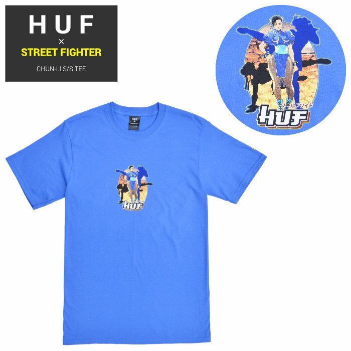トップス, Tシャツ・カットソー  HUF STREET FIGHTER ( ) T CHUN-LI SS TEE S-XL TS01555 RCP