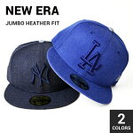 NEWERA(ニューエラ)JUMBOHEATHERFITTEDCAP59FIFTYキャップ帽子MLBメンズNEWERA【あす楽対応】【RCP】