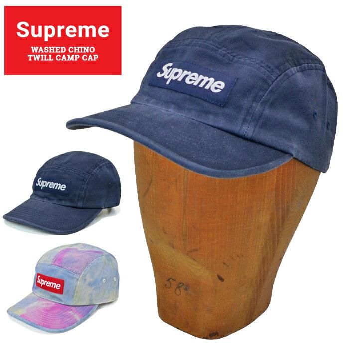 メンズ帽子, キャップ  Supreme () WASHED CHINO TWILL CAMP CAP 5 SUPREME 21SS RCP