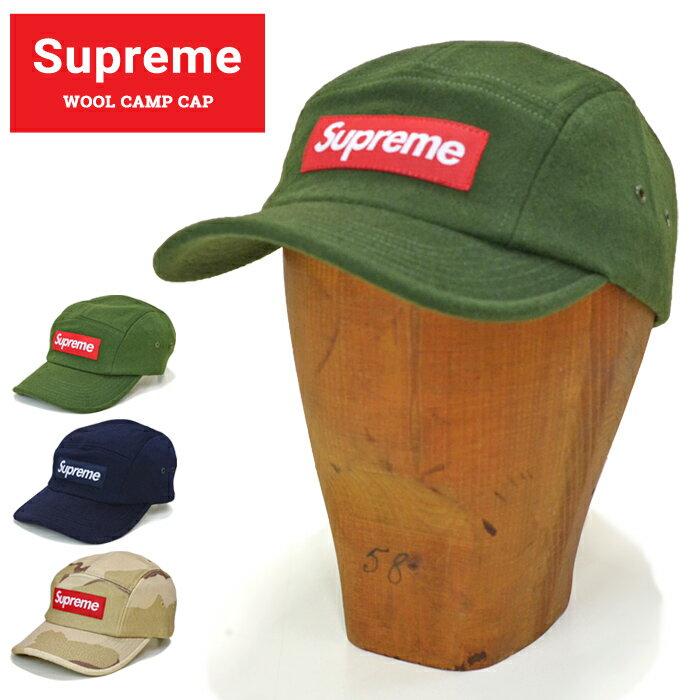メンズ帽子, キャップ  Supreme () WOOL CAMP CAP 5 SUPREME 20AW RCP