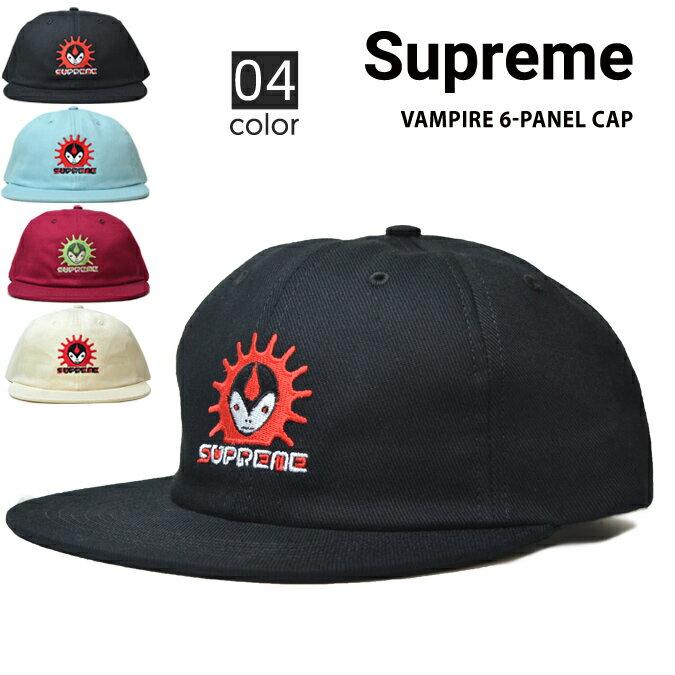 メンズ帽子, キャップ  Supreme () VAMPIRE 6-PANEL CAP 6 SUPREME