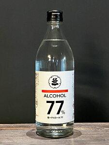 笹一 アルコール77 500ml