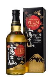 梅酒 富士山 プラム ウイスキー 700ml