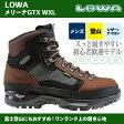 《送料無料》登山靴 LOWA ローバー防水/トレッキングシューズ/富士登山おすすめ/GORE-TEX ゴアテックス使用Merina GTX WXLメリーナ GTX WXL 【メンズ】