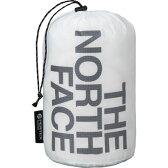 ノースフェイス NM91209ホワイトスタッフバッグ3L【ユニセックス】男女兼用仕分け小物入れ/はっ水・軽量/巾着/容量3リットルTHE NORTH FACEWHITE STUFF BAG 3L