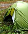 アライテントRIPENライペン2人用テントドマドームプラス1緑山岳用テント軽量前室付ライトトレッキング